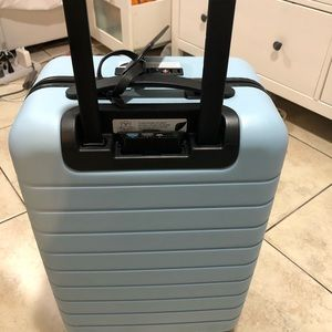 Away Luggage The Carry On - Sky Blue